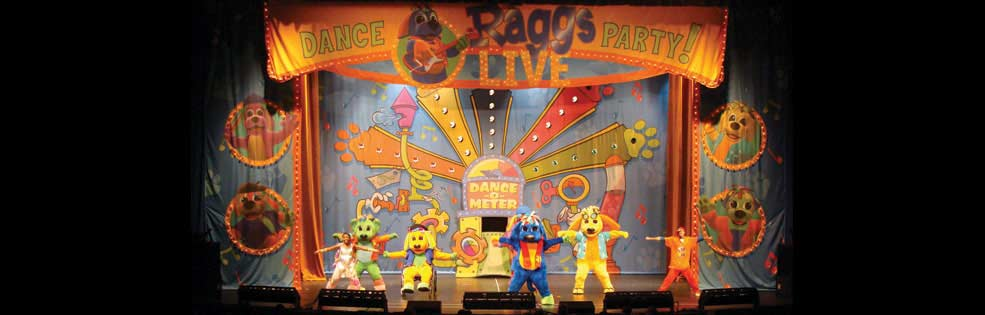 Image of RAGGS LIVE DANCE PARTY TOUR