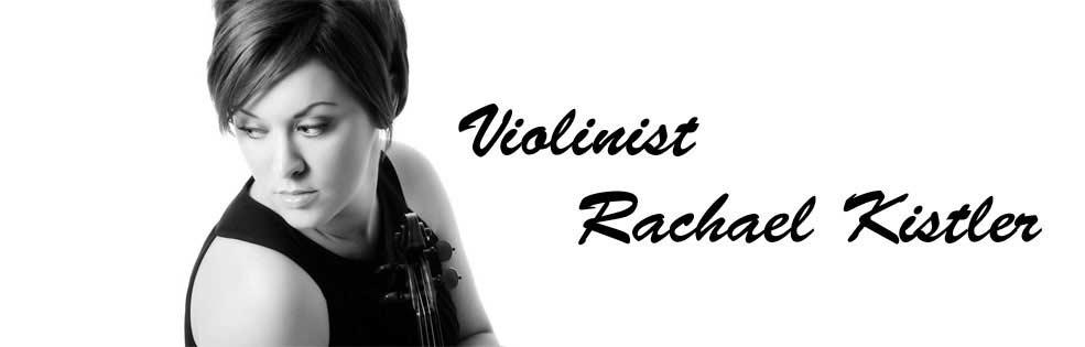 Image of VIOLINIST RACHAEL KISTLER