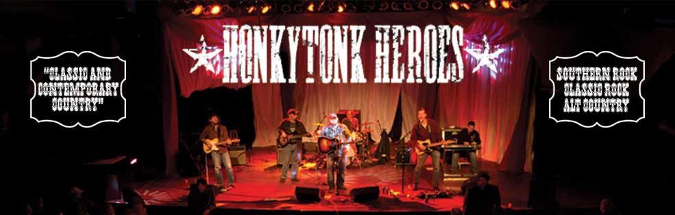 Image of HONKYTONK HEROES