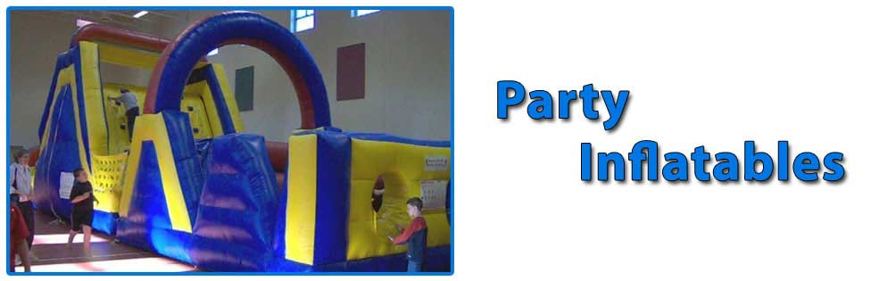 Image of PARTY INFLATABLES