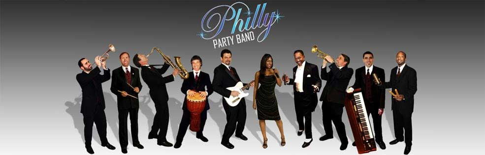 Image of PHILLY PARTY BAND