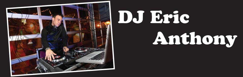 Image of DJ ERIC ANTHONY
