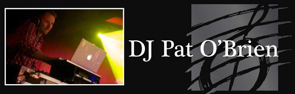 Image of DJ PAT O'BRIEN