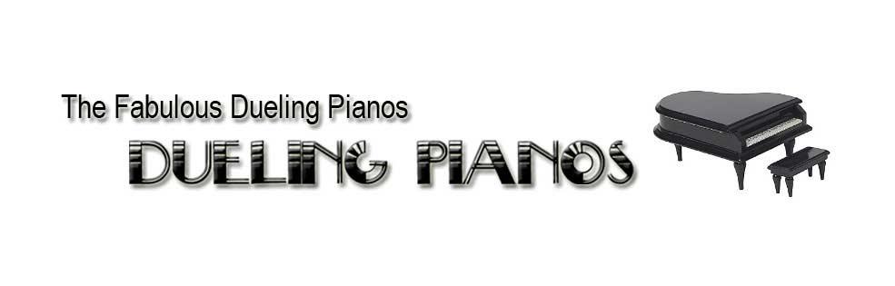 Image of DUELING PIANOS - JOE MARCHETII