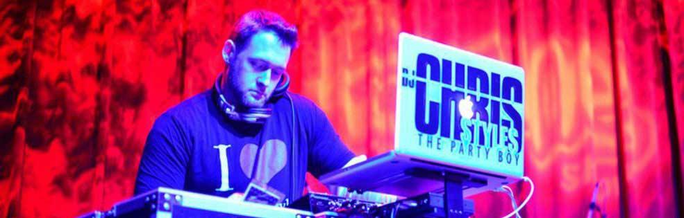 Image of DJ CHRIS STYLES