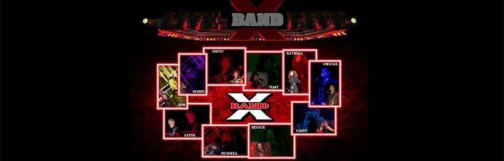 Image of BAND X