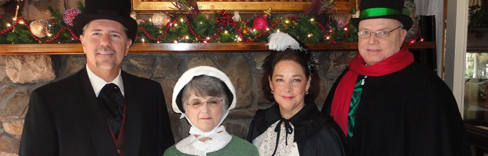 Image of THE HOLIDAY SINGERS