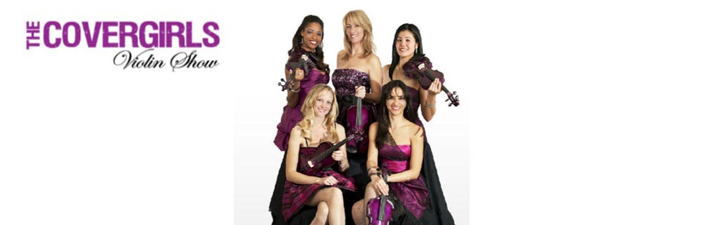 Image of COVERGIRLS VIOLIN SHOW