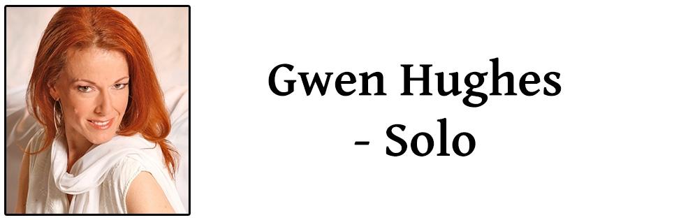 Image of GWEN HUGHES - SOLO