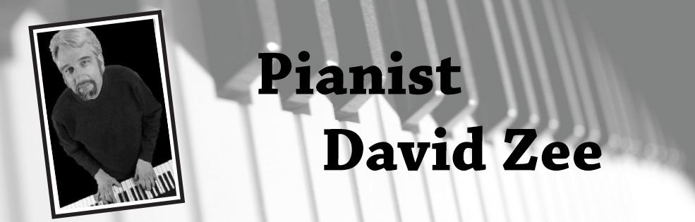 Image of DAVID ZEE - PIANIST