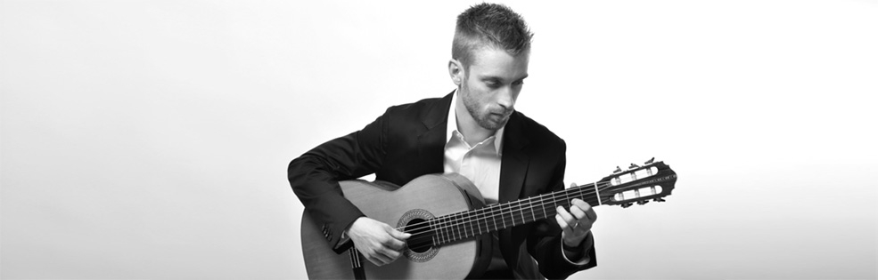 Image of CLASSICAL GUITARIST - CHRISTOPHER JENKINS