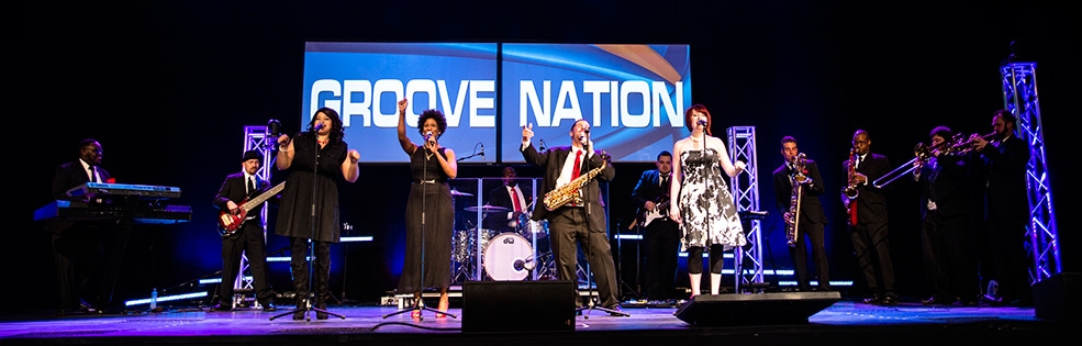 Image of GROOVE NATION