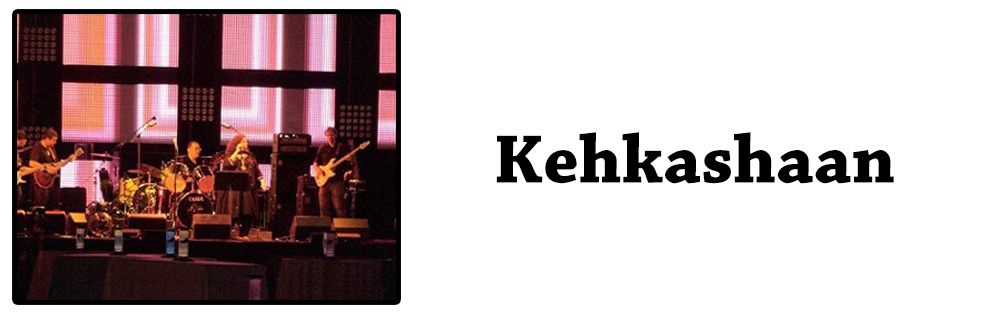 Image of KEHKASHAAN