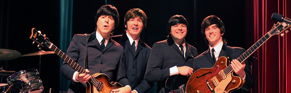 Image of HARD DAY'S NIGHT - A BEATLES TRIBUTE