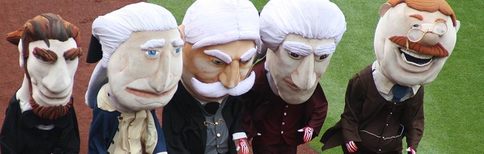 Image of PRESIDENT MASCOTS