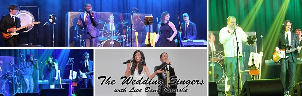 Image of THE WEDDING SINGERS