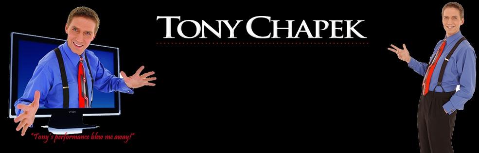 Image of TONY CHAPEK