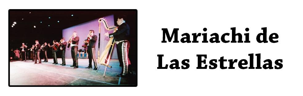 Image of MARIACHI DE LAS ESTRELLAS