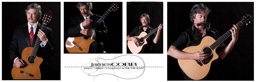 Image of JAMES COBB - GUITARIST