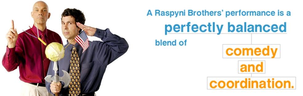 Image of RASPYNI BROTHERS