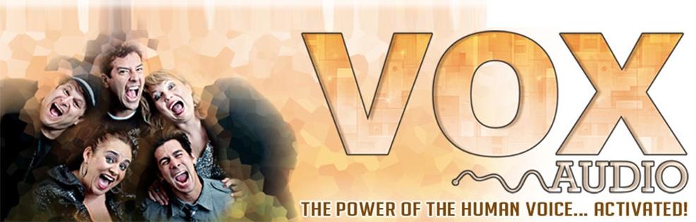 Image of VOX AUDIO