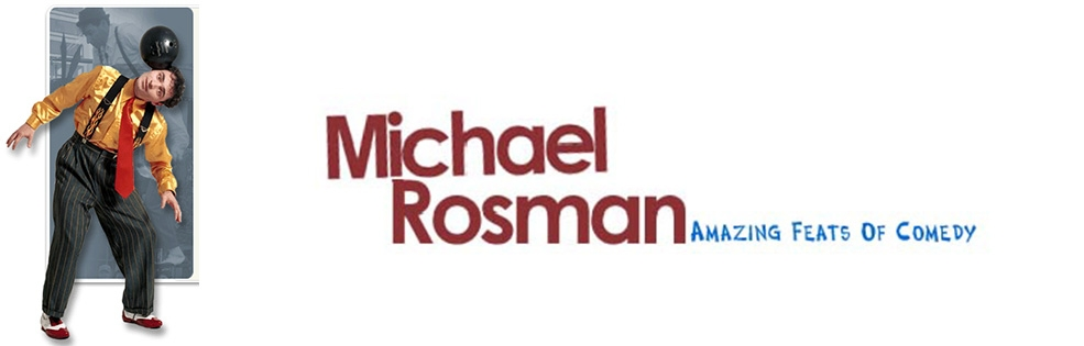 Image of MICHAEL ROSMAN