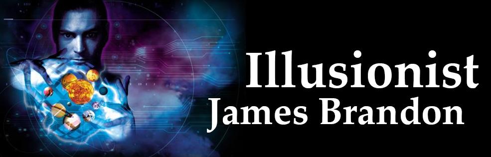 Image of ILLUSIONIST - JAMES BRANDON