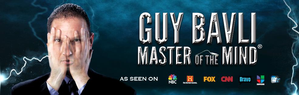 Image of GUY BAVLI - MASTER OF THE MIND