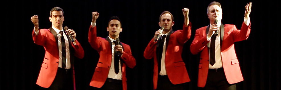 Image of THE JERSEY TENORS