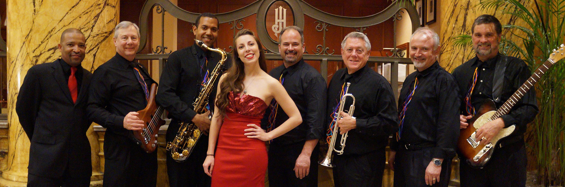 Image of RIVER CITY PARTY BAND