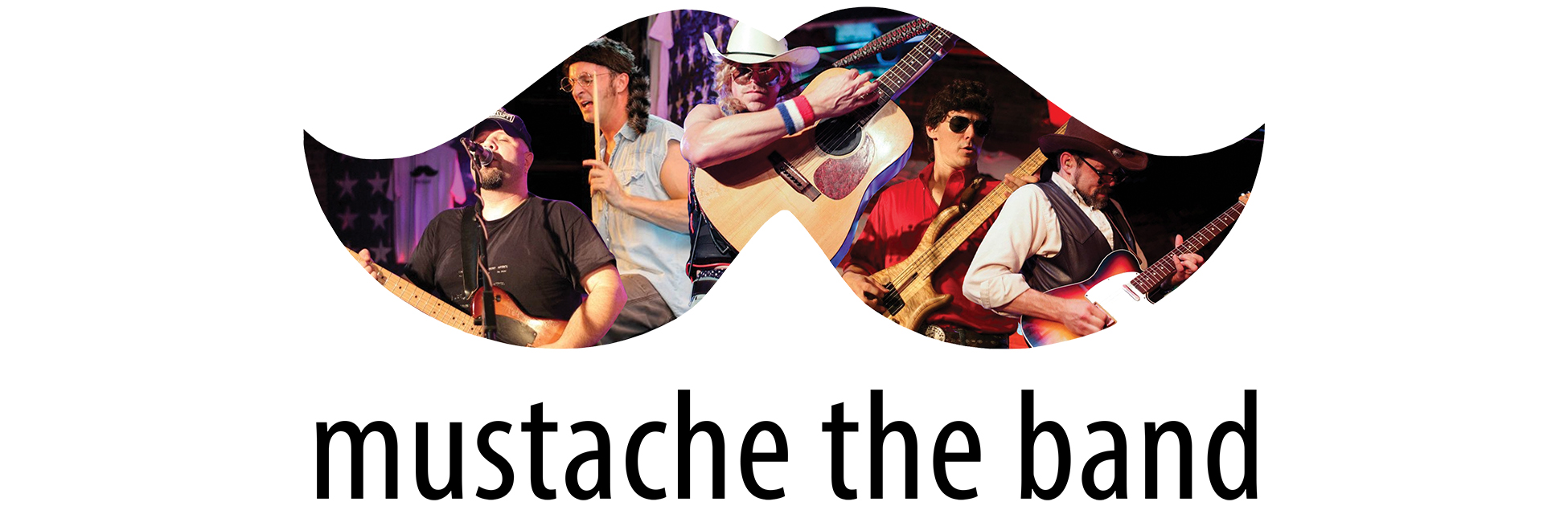 Image of MUSTACHE THE BAND