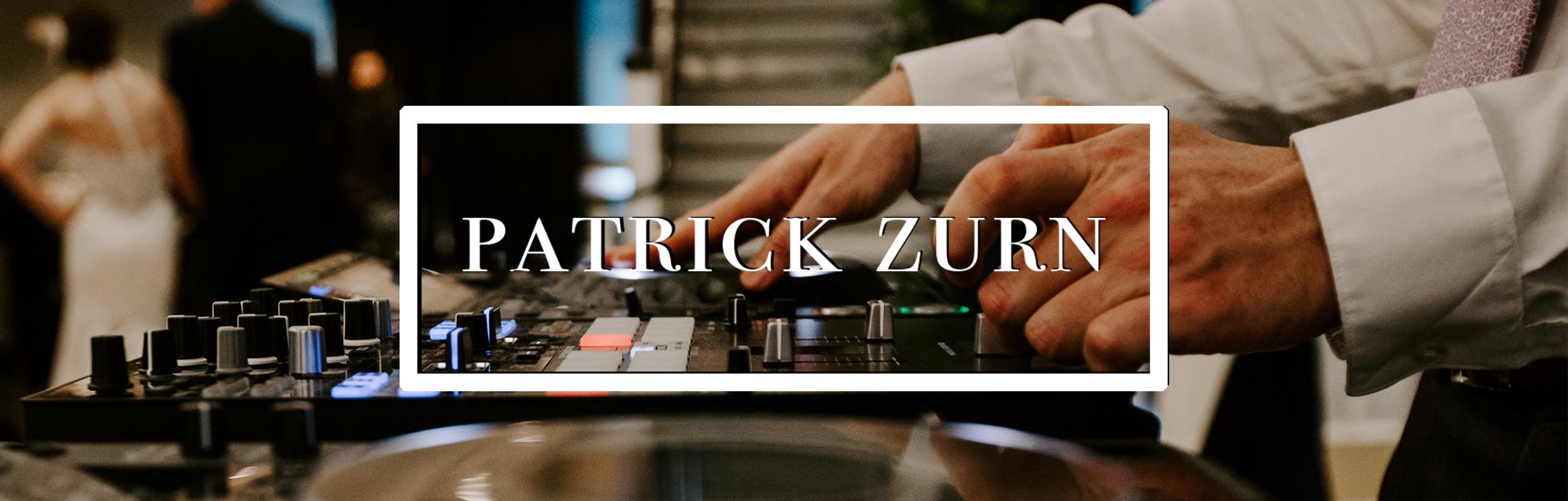 Image of DJ PATRICK ZURN