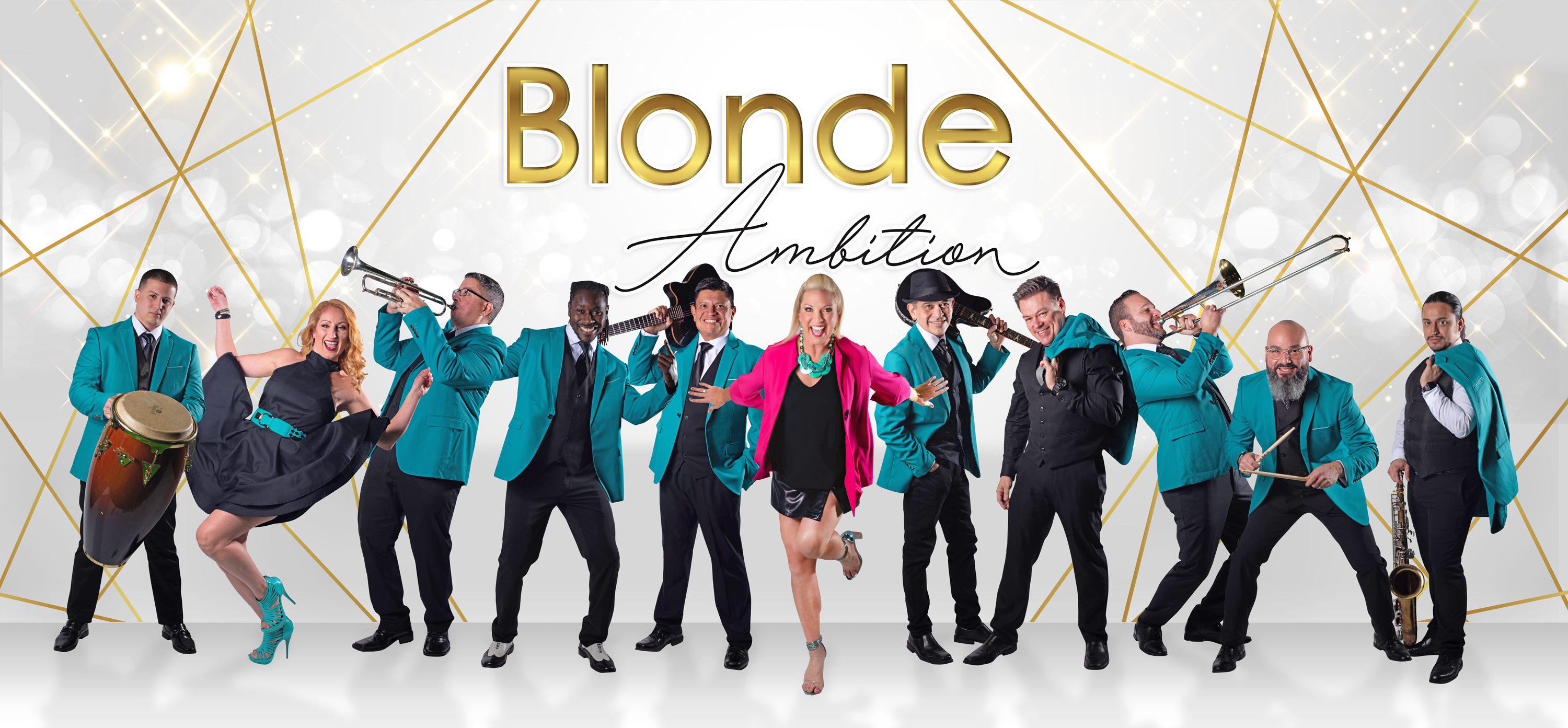 Image of BLONDE AMBITION