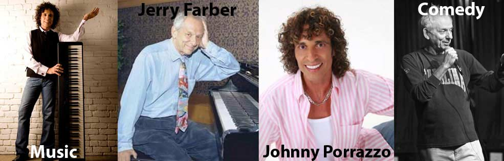 Image of Jerry Farber & Johnny Porrazzo