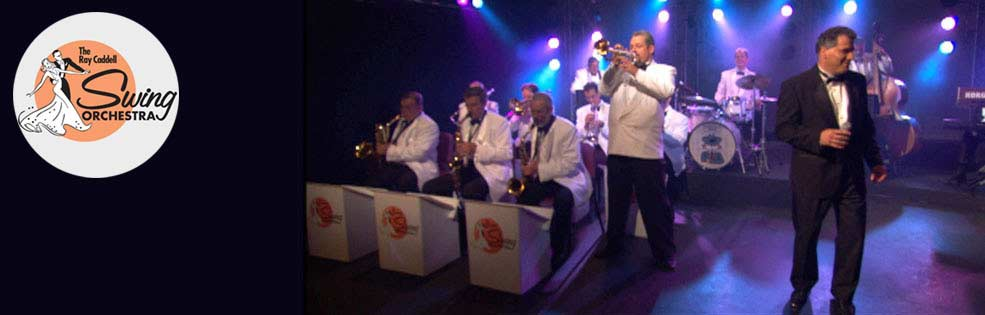 Image of Ray Caddell Swing Orchestra