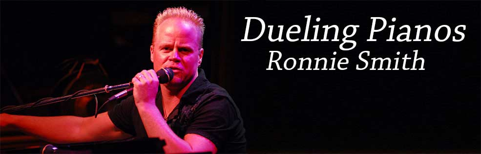 Image of Dueling Pianos - Ronnie Smith