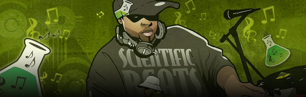Image of DJ Scientific